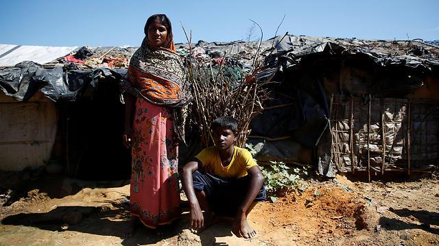 Rohingya refugees in Bangladesh (Photo: Reuters)