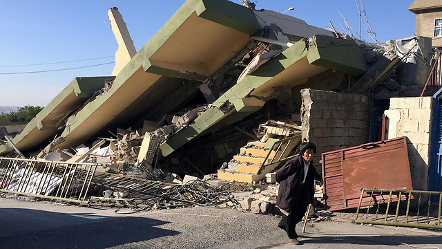 The eart   hquake claimed the lives of 530 people (Photo: Reuters)