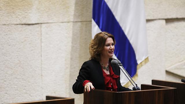 Rozin (Photo: Yitzhak Hariri, Knesset Spokesperson's Office)