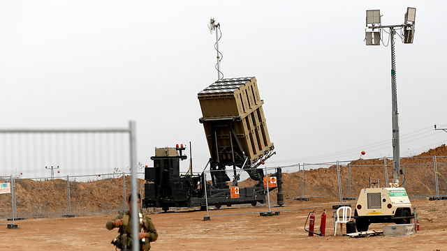 Iron Dome batteries have been deployed in Israel's central and southern regions (Photo: EPA)