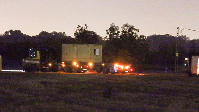 IDF rolls out Iron Dome defense system (Photo: Motti Kimchi)