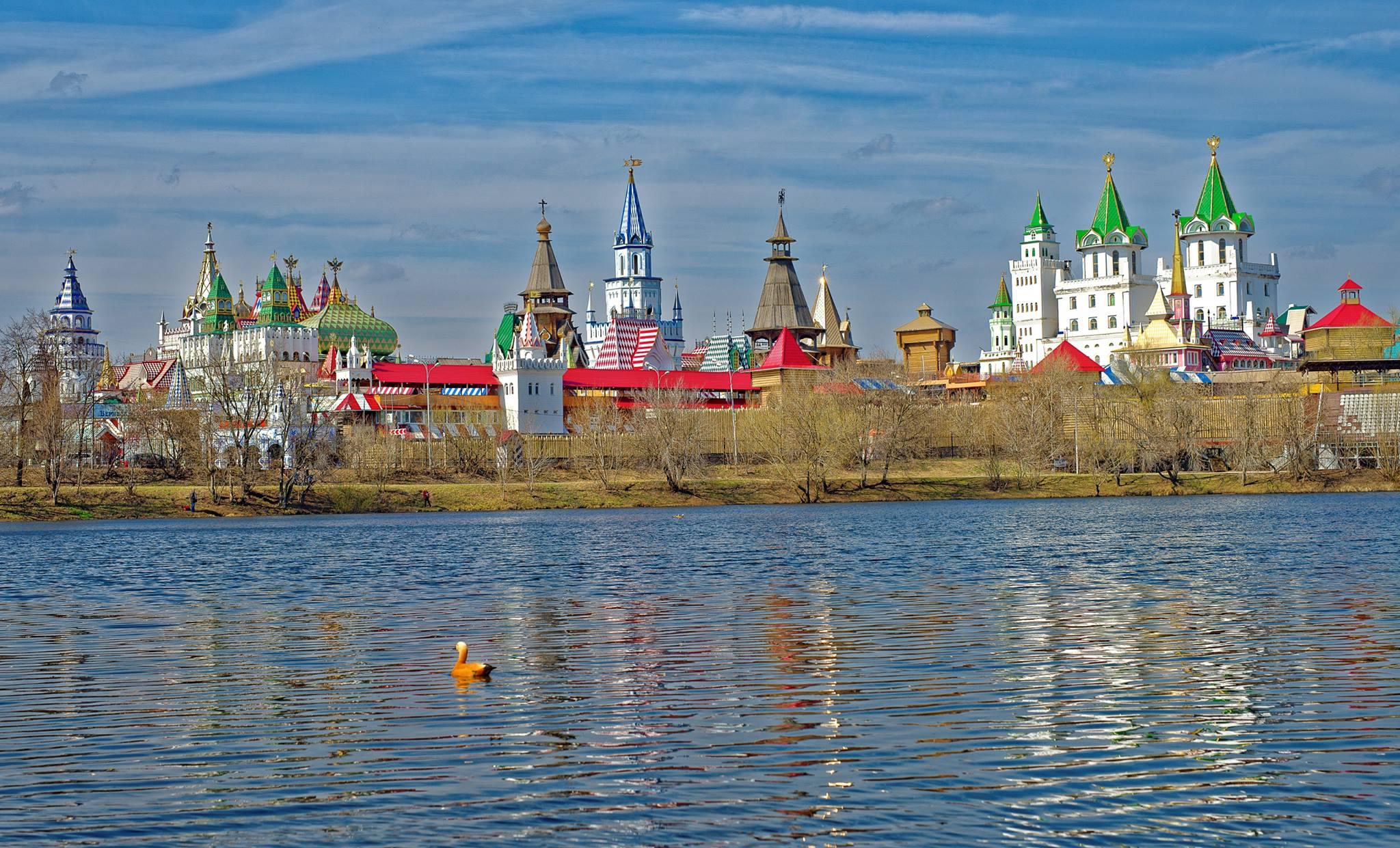 הידעתם. מבנה הקרמלין השני במוסקבה ()