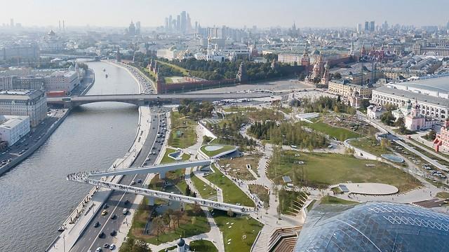 הכירו את בירת רוסיה מזווית חדשה ()