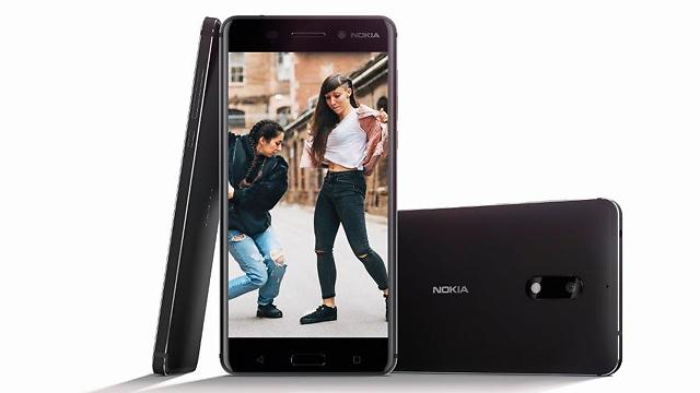 Nokia 6 (צילום: נוקיה)