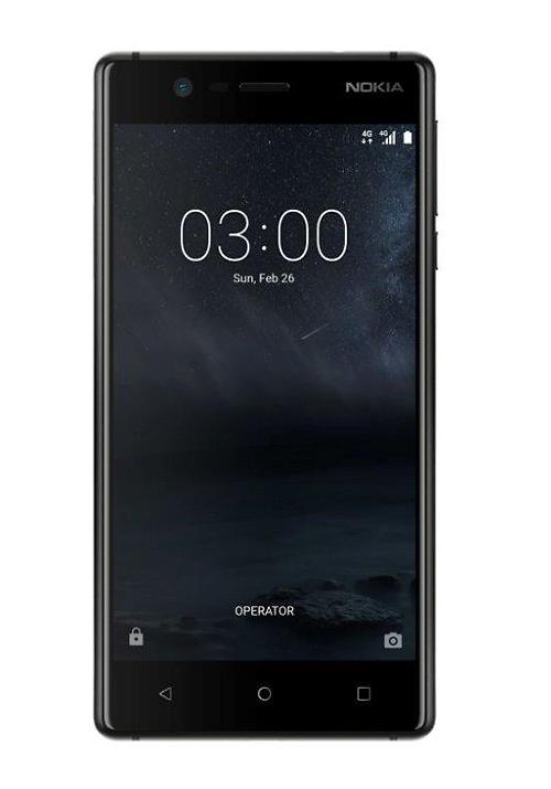 Nokia 3 (צילום: נוקיה)