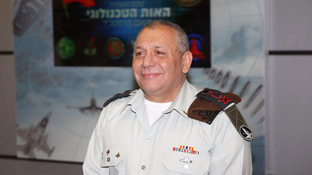 Chief of staff Eisenkot. 'There's a lot of 'fat' still left to trim from the defense establishment, and the chief of staff is indeed working to trim it' (Photo: Motti Kimchi)
