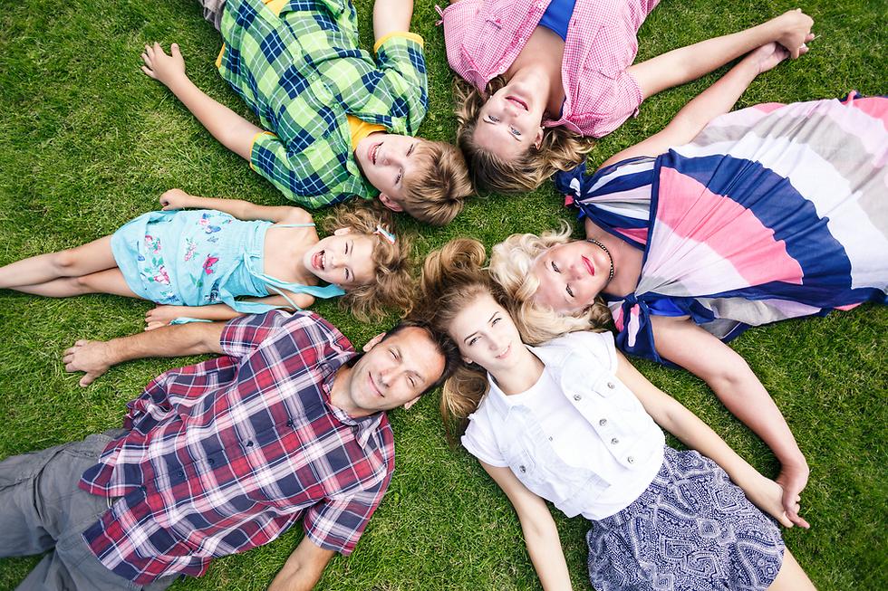 החלום על משפחה גדולה ומאושרת (צילום: Shutterstock) (צילום: Shutterstock)