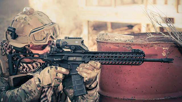 The SIG Sauer MCX