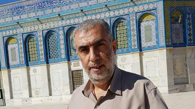Sheikh Kamal Khatib on the Temple Mount