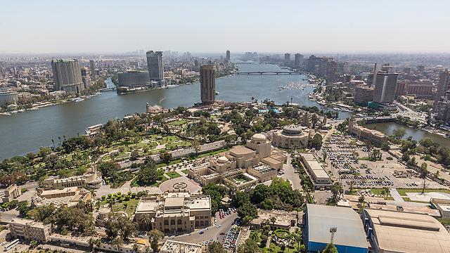The River Nile (Photo: Shutterstock)