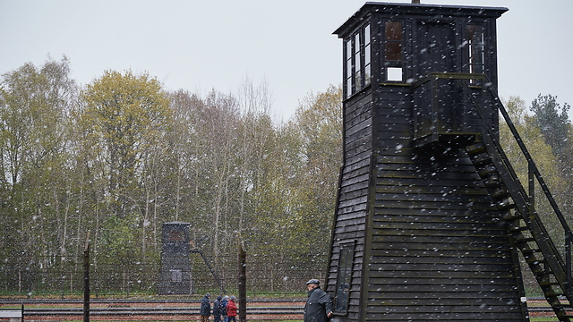 Stutthof death camp (Photo: EPA)