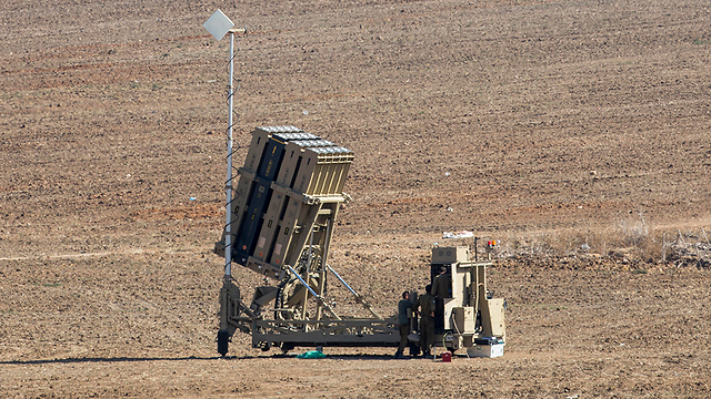 Iron Dome air defense system (Photo: EPA)