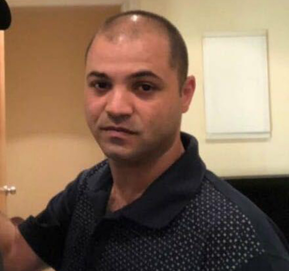 The slain man, Abed al-Hafez Ar'ar