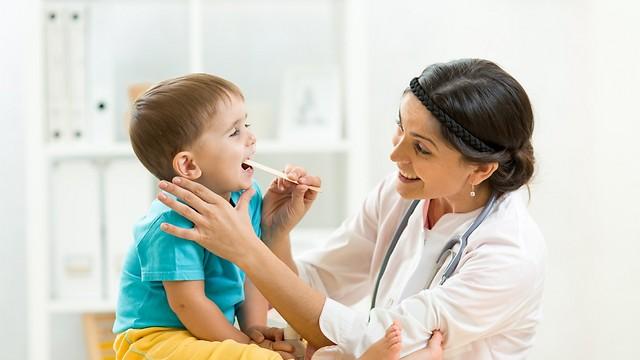 חיידק המנינגוקוק מצוי בלוע של ילדים בריאים (צילום: shutterstock) (צילום: shutterstock)