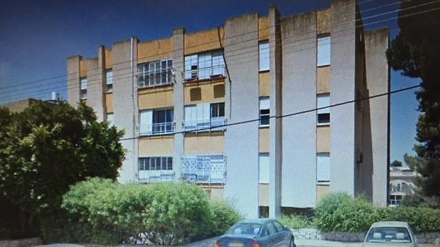 """הבניין שיעבור תמ""""א 38 בחיפה (צילום: באדיבות כרמל מגורים) (צילום: באדיבות כרמל מגורים)"""