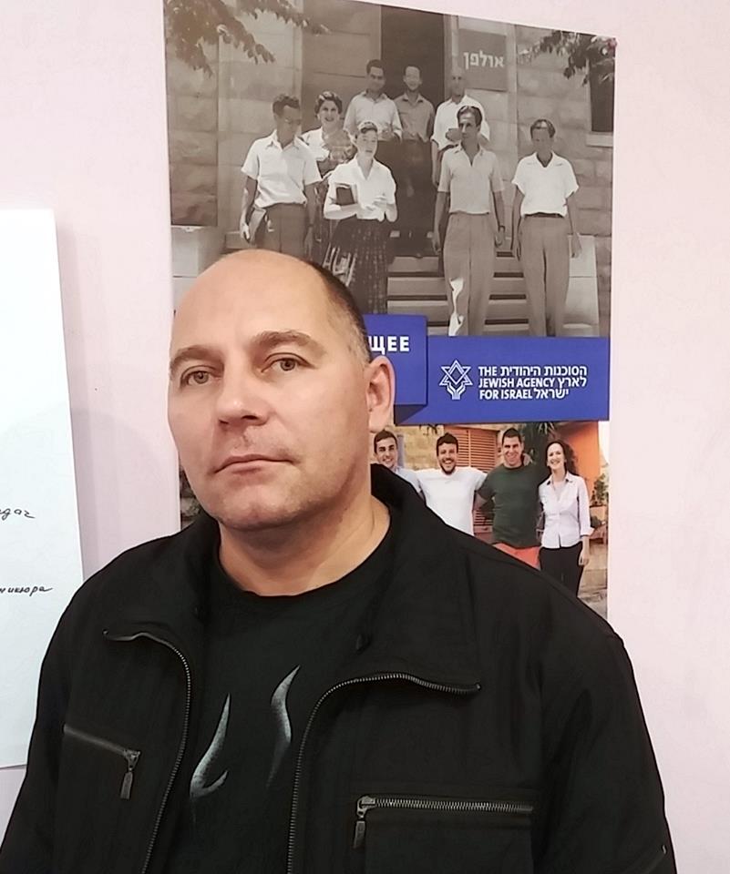 Георгий - единственный беженец, согласившийся сфотографироваться