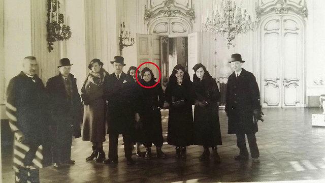 גולדה ובני משפחתה ()