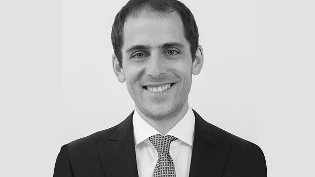 נדב פתאל מנהל חטיבת השיווק של הרודס, מרשת מלונות פתאל ()