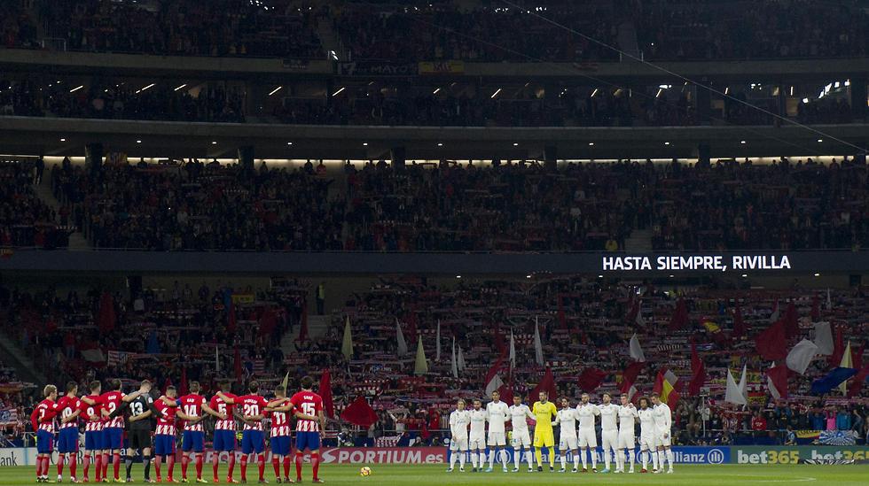 דרבי ראשון באצטדיון וונדה מטרופוליטנו (צילום: AFP)