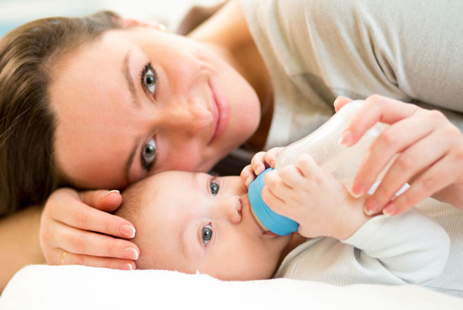 הכי חשוב: הקשיבי לעצמך ומצאי את הדרך הכי נכונה לך ולתינוקך (צילום: Shutterstock)