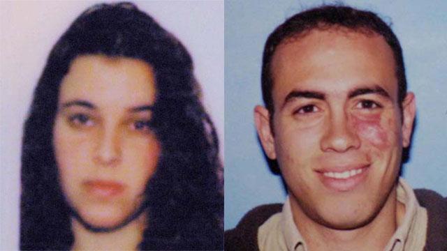Sharon and Yaniv Ben Shalom  (Photo: Yedioth Ahronoth Archive)