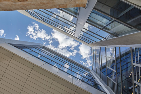 החזון העתידי: לחולל שינוי כמו זה שעשתה אוניברסיטת בן גוריון לבאר שבע  (צילום: ליאור אביטן)