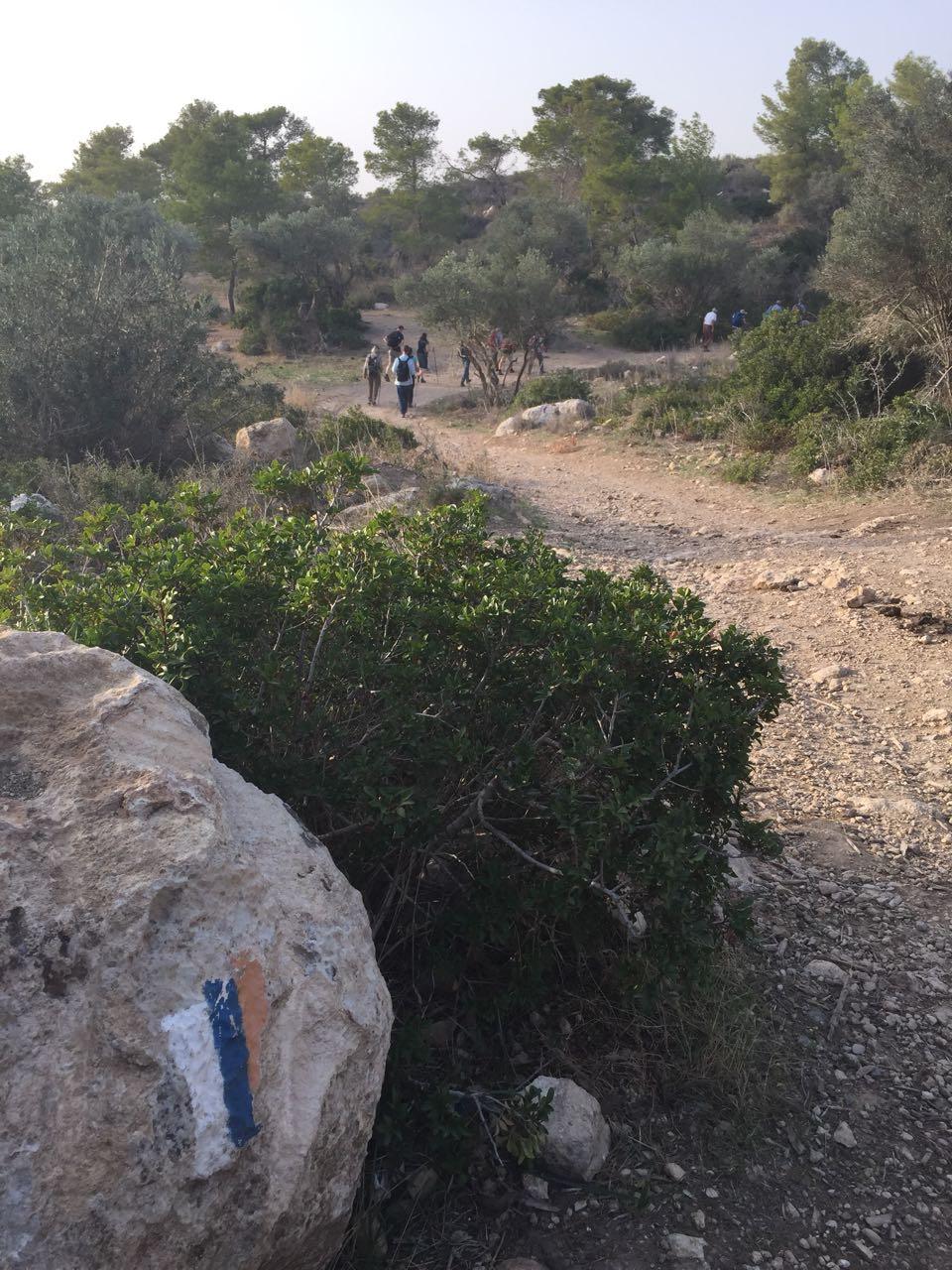 שביל ישראל הוותיק - האם יקום לו מתחרה?