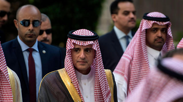 Saudi Foreign Minister Adel al-Jubeir (Photo: AFP)