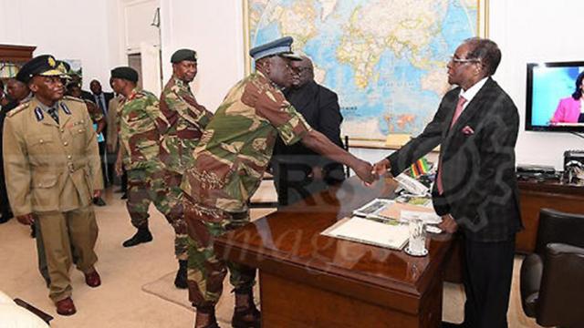 הרודן האפריקני התפטר בעקבות ההפיכה הצבאית (צילום: רויטרס) (צילום: רויטרס)