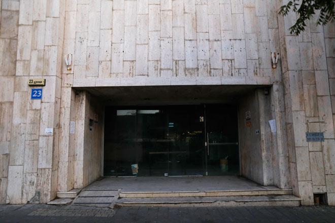 האם זו תהיה הכניסה ל-WeLive הראשון בתל אביב? (צילום: שאול גולן)