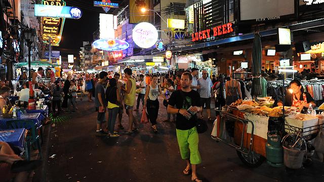 בדרך לבנגקוק תעצרו ב...? תלוי בכם (צילום: שאטרסטוק) (צילום: שאטרסטוק)