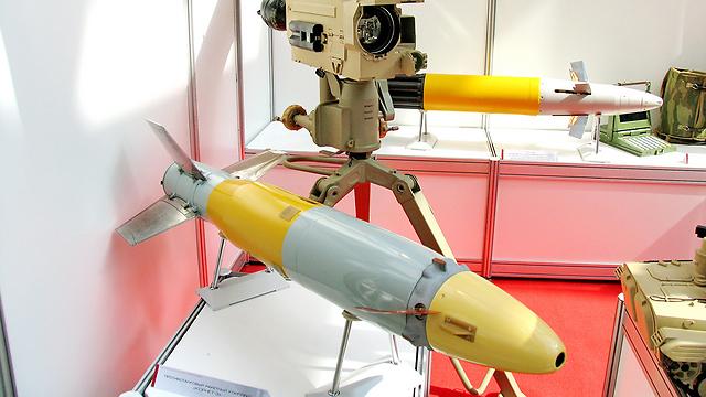 Hezbollah inserted Kornet antitank into the Gaza Strip