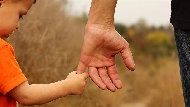 לתת לילדים תחושה שהם בעלי ערך (צילום: shutterstock)