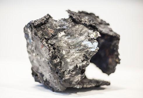 חומר גלם היברידי (צילום: שרלוטה קין)