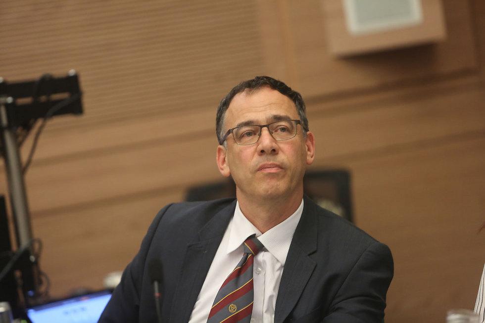 פרקליט המדינה, שי ניצן (צילום: אלכס קולומויסקי) (צילום: אלכס קולומויסקי)