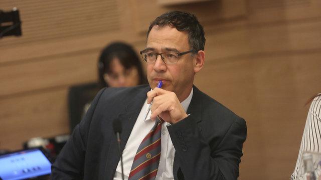 גם פרקליט המדינה שי ניצן יגבש המלצות  (צילום: אלכס קולומויסקי) (צילום: אלכס קולומויסקי)
