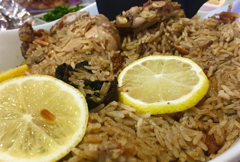 """Kkapsa. מאכל סעודי (צילום: יח""""צ) (צילום: יח"""
