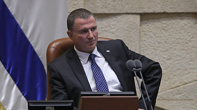 Speaker Edelstein said Israel's relations with African countries are vital (Photo: Yitzhak Harari / Knesset Spokesmanship)