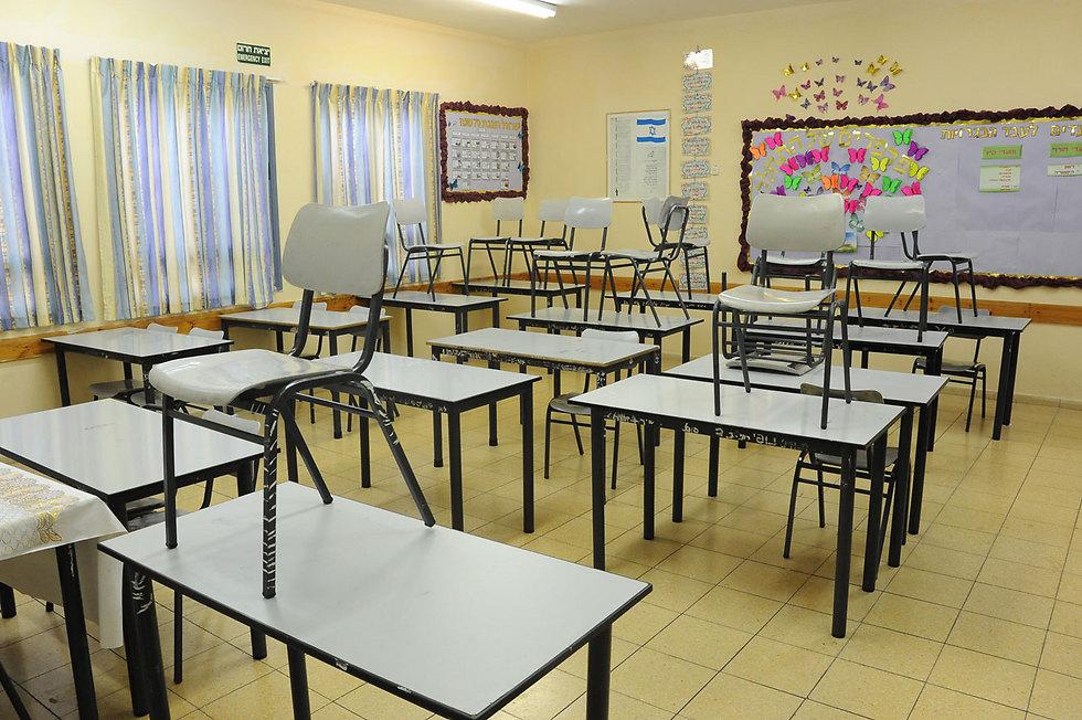"""שוב שביתה בתיכונים? """"קוראים לשר החינוך להתערב"""" (צילום: מאיר אוחיון)"""