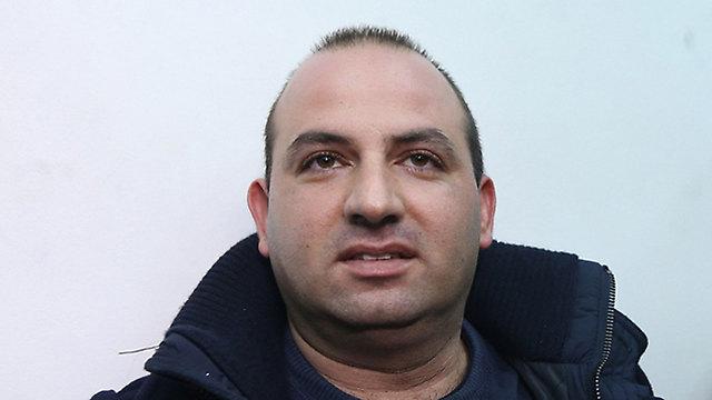 יועץ התקשורת רונן משה (צילום: ירון ברנר) (צילום: ירון ברנר)
