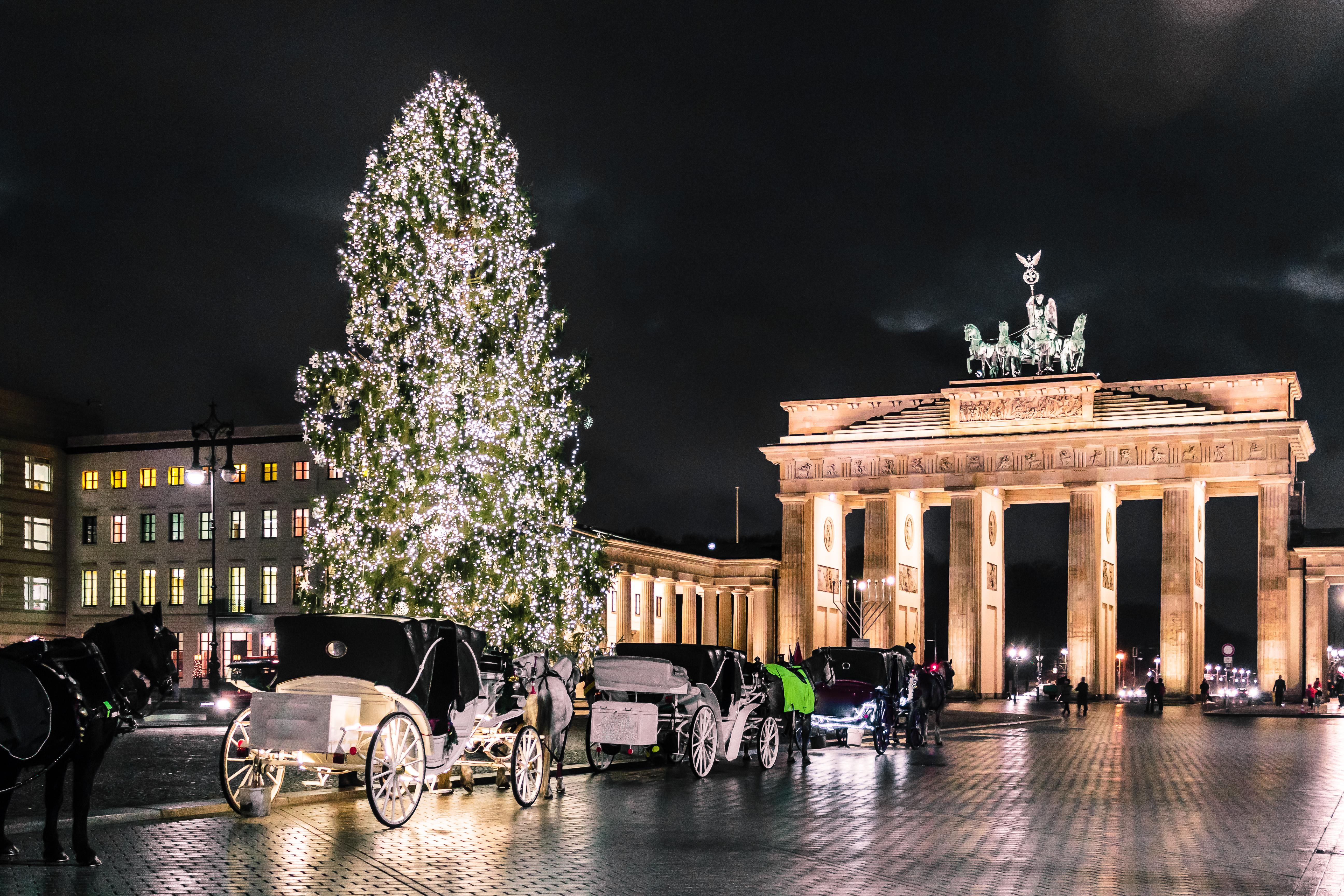מקושטת: ברלין בחורף (istockphoto) (istockphoto)