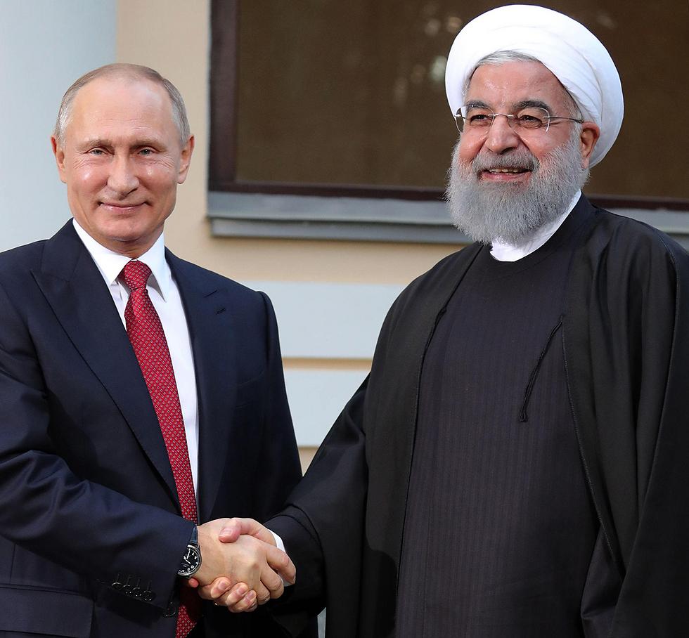 Рухани дружит с Путиным, но равняется на Китай. Фото: АР (Photo: AP)