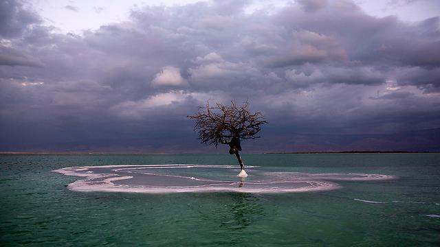 Мертвое море. Фото: EPA