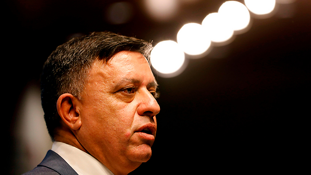 Labor leader Avi Gabbay, who recently stated that 'the left forgot what it means to be Jewish'   (Photo: AFP)