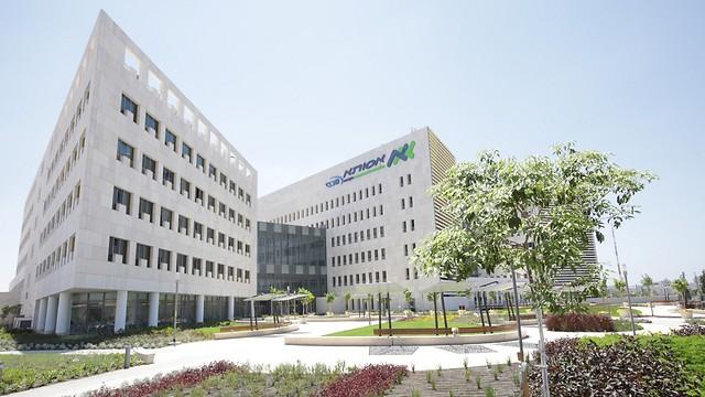 בית החולים החדש אסותא באשדוד ()