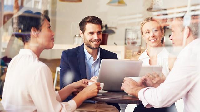 """""""עסקים משפחתיים מקבלים החלטות ארוכות טווח"""" (צילום: shutterstock) (צילום: shutterstock)"""