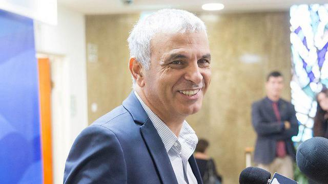 Kahlon was said to be threatened to vote for the bill or the government would be disbanded (Photo: Emil Salman)