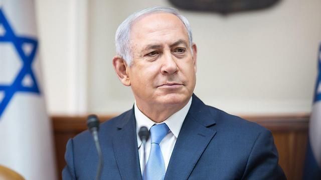 PM Netanyahu signed a letter requesting Elor Azaria be pardoned (Photo: Emil Salman)