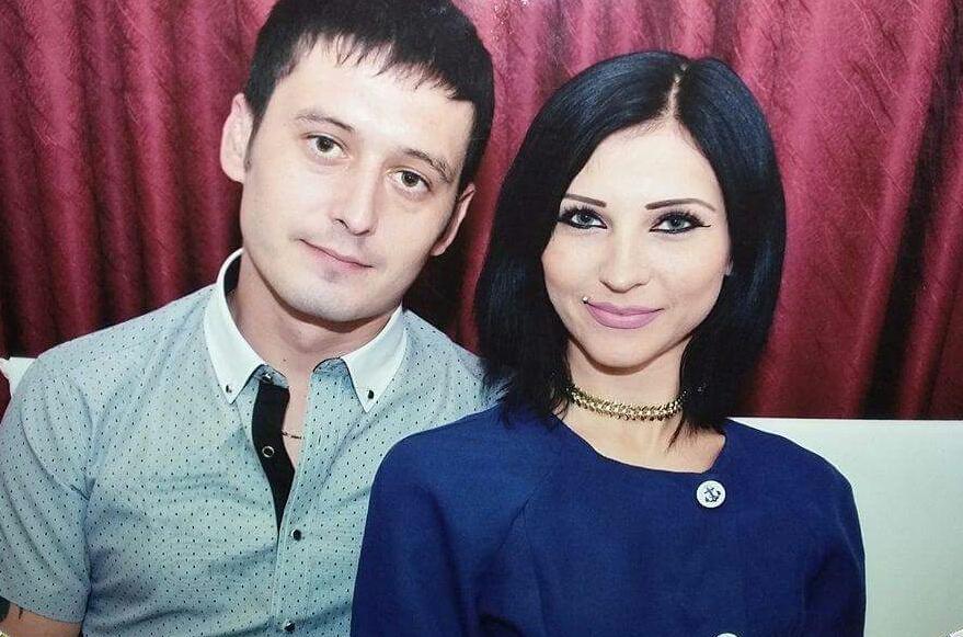 Ирина и Сергей - родители Лизы. Фото предоставлено семьей