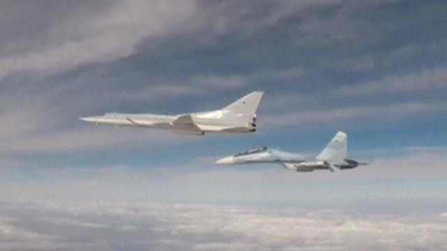 Russian fighter jets (Photo: Reuters)